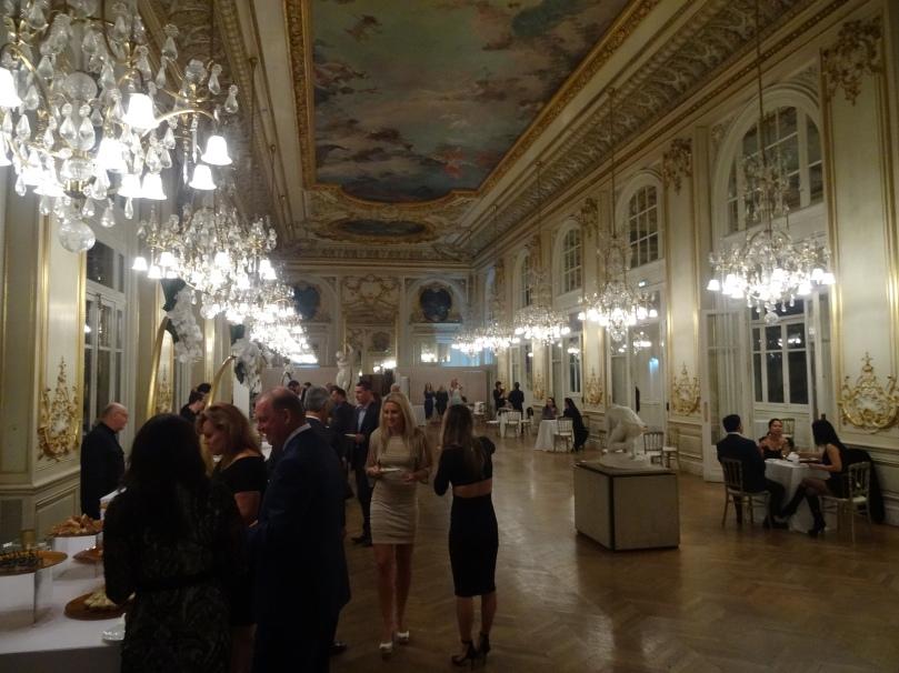 Inside Musée d'Orsay.