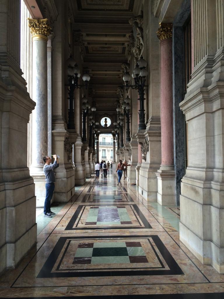 Palais Garnier Opera House