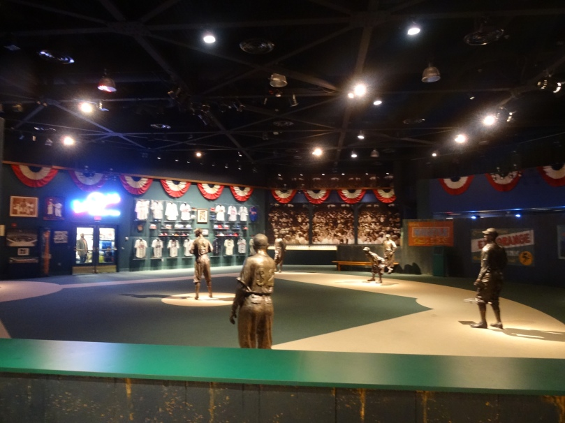 Inside Negro League Baseball Museum