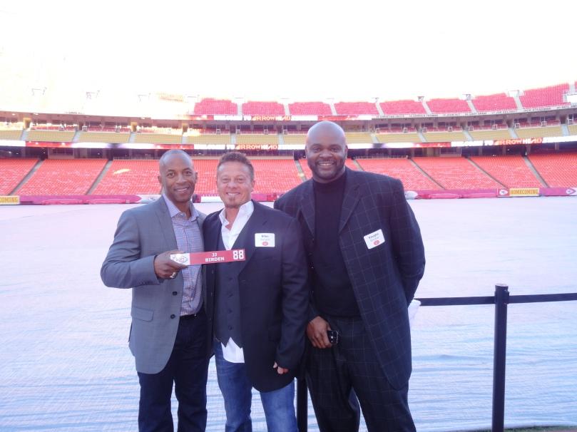 JJ Birden, Allen Wright & Vaughn Booker